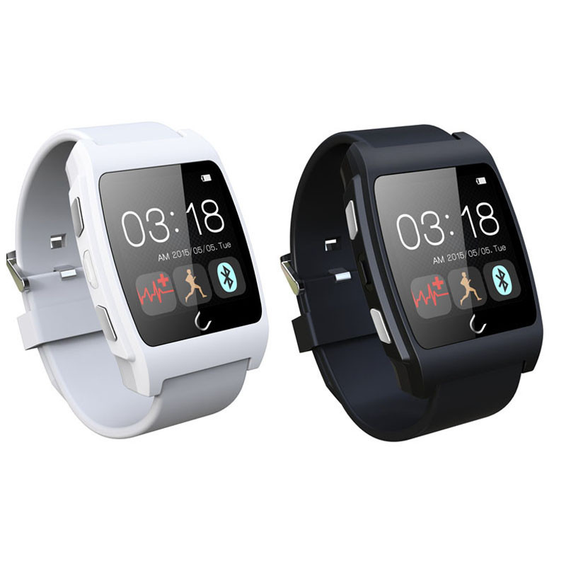 New IWO upgrade 1PC Smart Bluetooth Watch Sleep Heart Rate Monitor 533Mhz 1 54 UX For