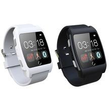 """Nueva actualización de IWO 1 UNID Reloj Bluetooth Inteligente Sleep Monitor de Ritmo Cardíaco 533 Mhz 1.54 """"UX Para teléfonos inteligentes Android de La Venta Caliente relojes"""