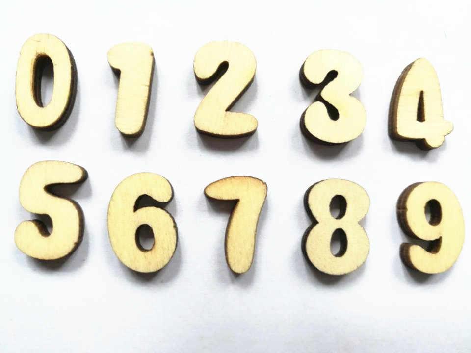 Полный 26 Английских Букв Алфавита деревянный номер Настенная Декорация голова оленя Алфавит Свадьба День рождения фигурки Миниатюрные