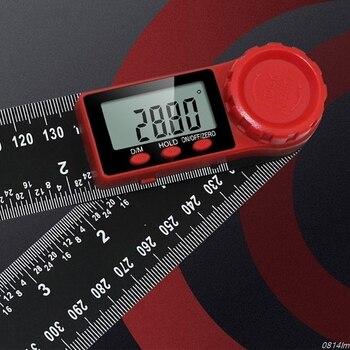 200 мм Цифровой угловой Инклинометр Измеритель угла электронный Гониометр транспортир Finder измерительный инструмент