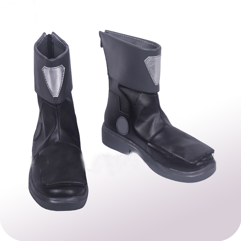 Sword Art Online: Fatal Bullet Male Protagonist Cosplay Shoes Boots Halloween Carnival Cosplay Costume Accessories