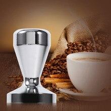 Durable de Acero Inoxidable de 51mm de Diámetro de Base Plana de Café Barista Espresso molinillo molinillo de Mano de Alta Calidad de La Venta Caliente