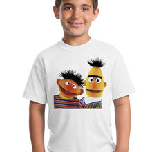fadd5255e717 BERT AND ERNIE SESAME STREET BIG BIRD FUNNY CUTE CK05 KIDS T SHIRT Cartoon t  shirt