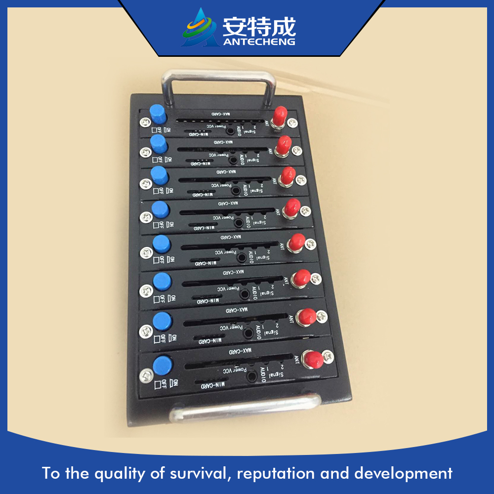 Новые SL6087 Quad Band 8 портов sim gsm модем usb gsm-модем с интерфейсом USB, 8 порта WAVECOM модемный пул