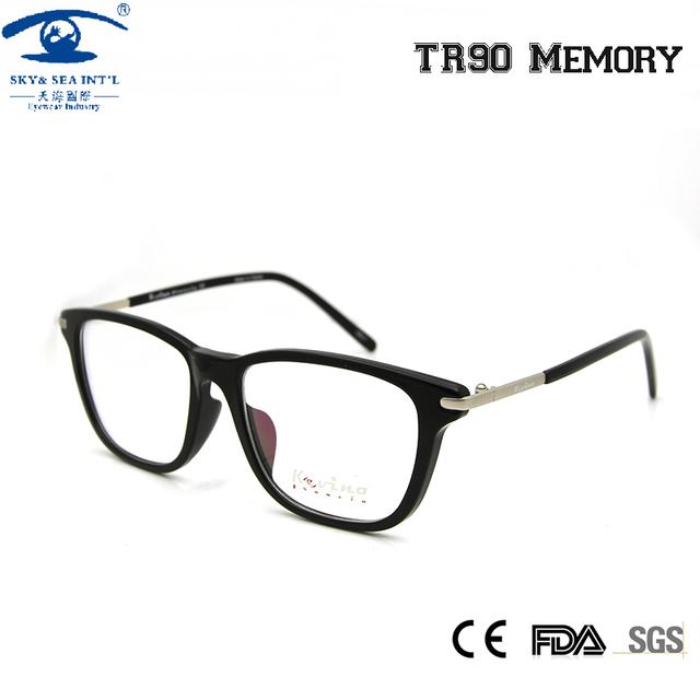 SKY & SEA Grames TR90 ÓPTICO Óculos Coreano Mulheres Retro Rodada óculos de Miopia Óptico Óculos Mulher lentes opticos