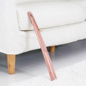 Image 1 - Youpin Professional trwałe naturalnie drewniane łatwe w obsłudze łyżka do butów podnośnik domowe rzemiosło buty dla kobiet w ciąży