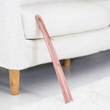 Youpin Professionale Durevole Naturale di Legno Maniglia Facile Shoe Horn Lifter Strumento Casa Craft Scarpe per Le Donne Incinte