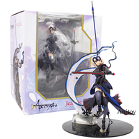 Fate stay night Fate/Apocrypha Jeanne d'Arc Ruler Alter Saber Lily PVC Figure Collectible Model Toy 32cm 2 Colors