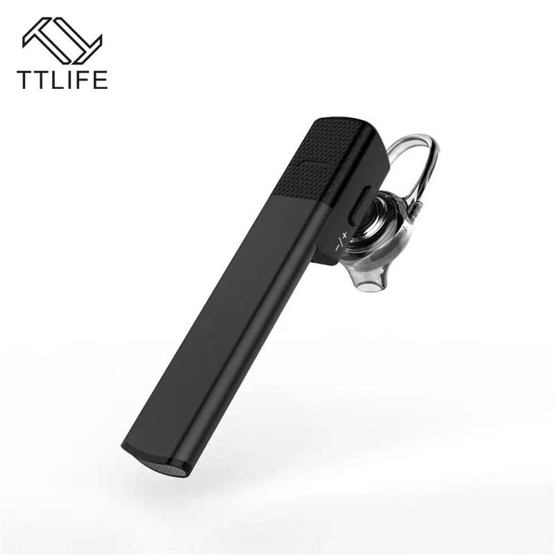 TTLIFE Mini HD Stereo Bluetooth V4.0 Earphone Wireless Handsfree Earphone With Mic Universal for iphone Samsung all Smartphones ttlife new mini stereo car kit bluetooth headset wireless earphone handsfree auriculares with mic with charging dock for iphone