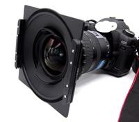 Aluminum 150mm Square Filter Holder Bracket Support for Tokina AT X 16 28 2.8 Lens Compatible for Lee Hitech 150 series Filter