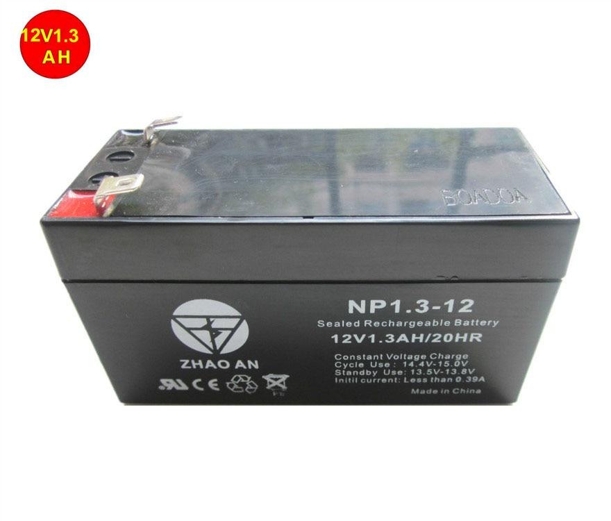 12v 1.3ah maintenance free sealed lead acid battery 12v solar battery rechargeable agm backup battery 12v 1.2ah 1.3ah 98x45x56mm ...