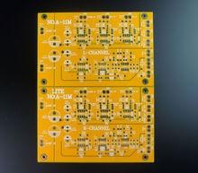 1pcs LITEA11M transistor pre-amplifier board blank board (MBL6011 line) free shipping все цены