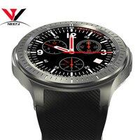 Смарт часы Android 5.1 GPS 3G цифровые часы Для мужчин LED Дисплей военные часы Водонепроницаемый спортивные часы Для мужчин Facebook Поддержка SIM