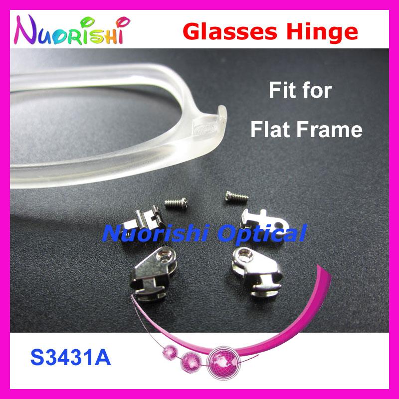 1 Sets Oder 2 Stücke Gute Qualität Gläser Brillen Brillen Frühjahr Scharnier Schrauben S3431a S3433b Freies Verschiffen