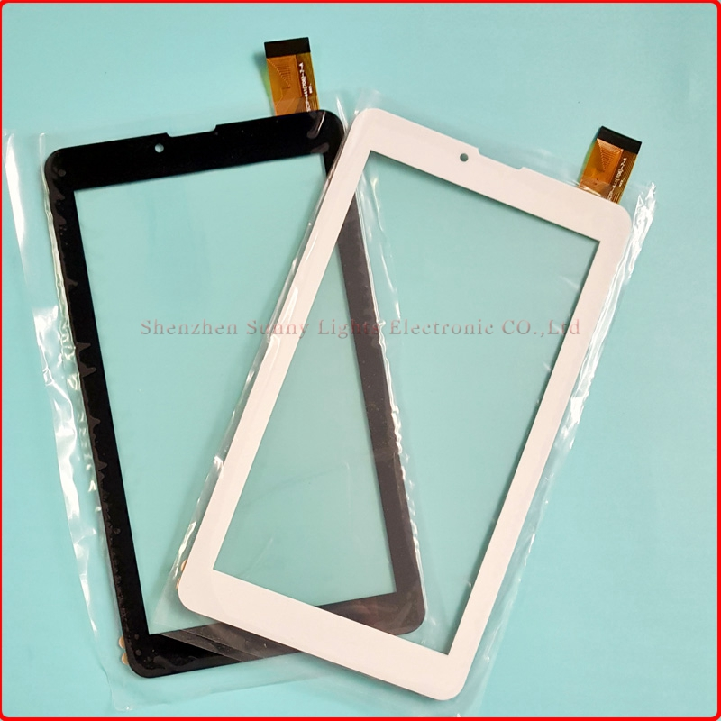 New For 7'' Inch SG5984-FPC_V1-1 Tablet PC capacitive touch screen external screen panel replacement part Free Shipping black new 8 tablet pc yj314fpc v0 fhx authentic touch screen handwriting screen multi point capacitive screen external screen