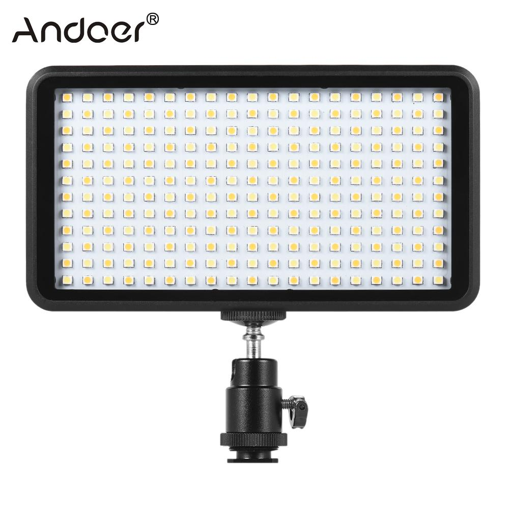Led Studio Light Repair: Andoer Ultra Thin 3200K/6000K LED Light Panel Lamp Studio