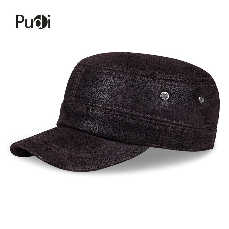 HL019 Բնական կաշվե բեյսբոլի գլխարկ Fashion - Հագուստի պարագաներ - Լուսանկար 6