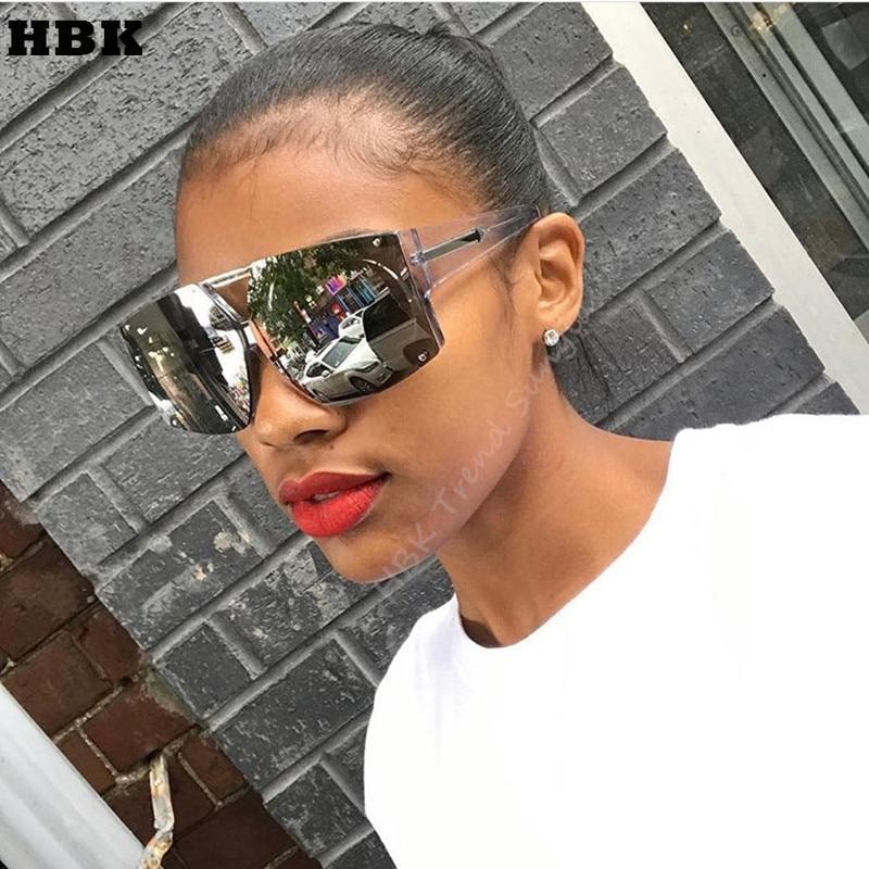 HBK marca italiana de lujo gran tamaño Sol plata cristal cuadrado ...