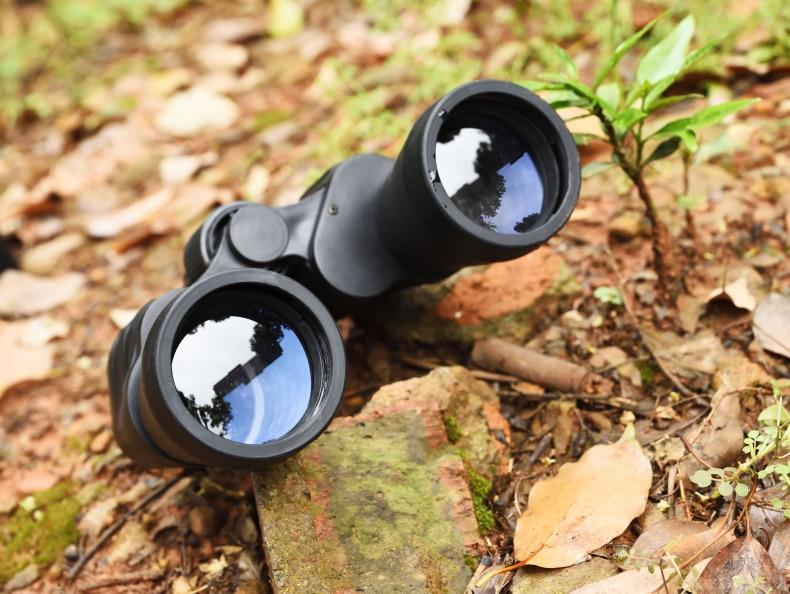 hd grande-ângulo de longo alcance binocular telescópio