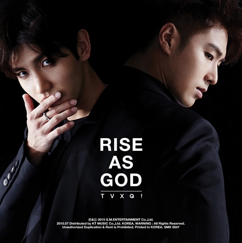 TVXQ SPECIAL ALBUM - RISE AS GOOD RANDOM COVER Release Date 2015-07-21 KPOP bigbang taeyang new album rise booklet 48p sticker release date 2014 06 09 kpop