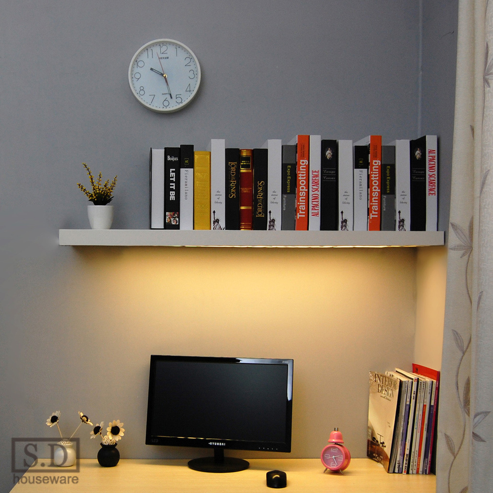 Creative word wall shelf racks shelf lamp art carved entrance living ...