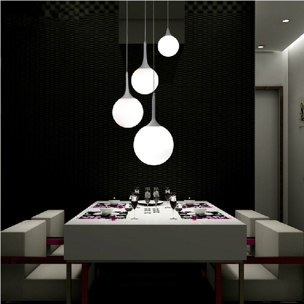 Modern Brief Single Head Indoor Lighting DIY Dining Room Pendant Lights Balcony Stair Lamps E27