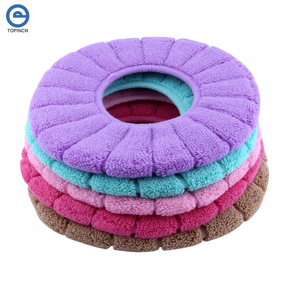 O Type Soft Toilet Closestool Lid Seat Cover Toilet