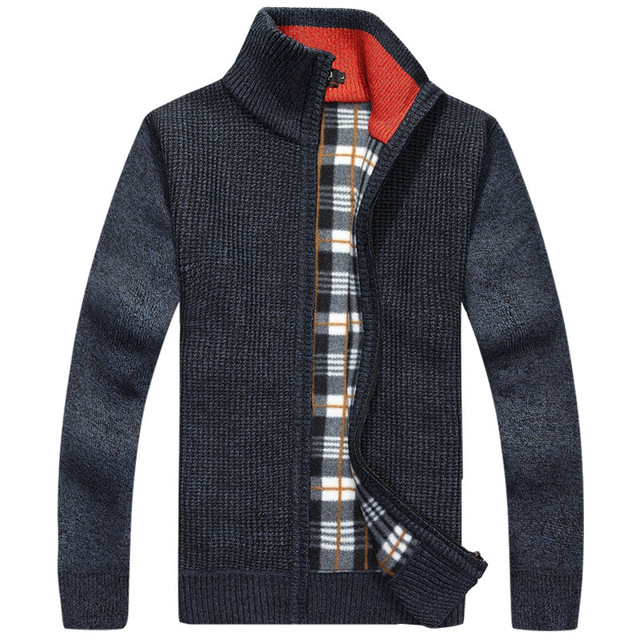 Mwxsd брендовые зимние теплые толстые для мужчин s кашемир свитеры для женщин осень Стенд воротник мужской высокое Кач