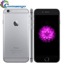 Разблокированный iphone 6 16G/64G/128G rom система IOS 4,7 ''двухъядерный 8PM GSM WCDMA LTE мобильный телефон iphone 6 Лучший iphone