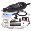 130W Power Tools Mini Drill Dremel Style Electric Tools Drill Machine With 170pcs Accessories For Drilling