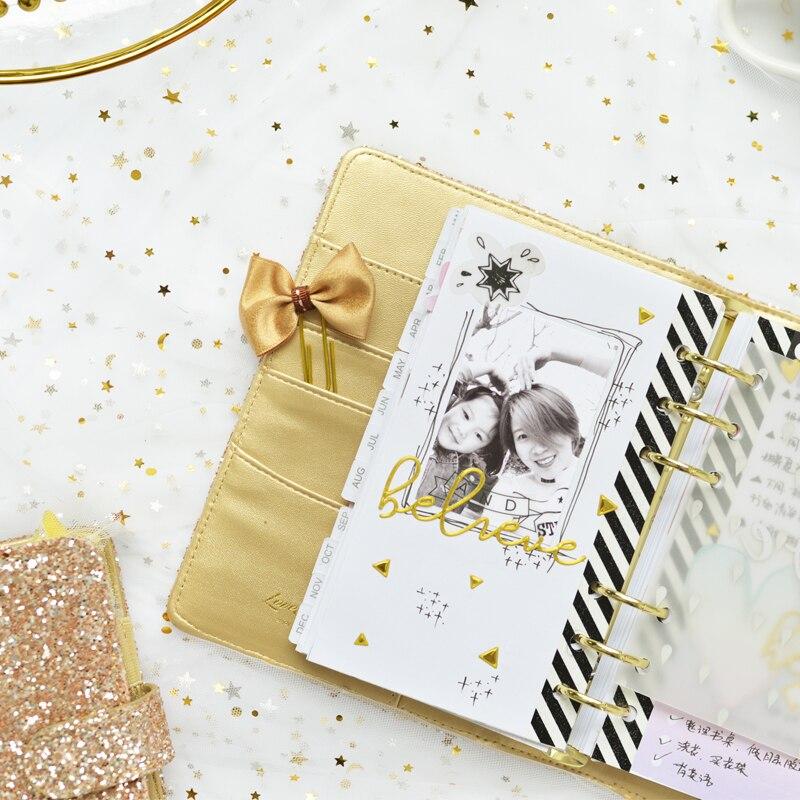 Image 3 - Lovedoki Sequins Series Spiral Notebook Notebooks And Journals Dokibook Agenda 2019 Planner Organizer Diary School Stationery-in Notebooks from Office & School Supplies