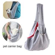 Portable Pet Dog Cat Carrier Shoulder Bag Puppy Travel Carry Handbag Tote Pouch