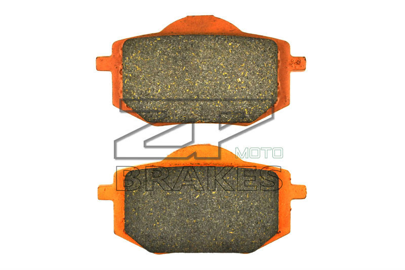 New Brake Pads Organic For Rear YAMAHA TDR 125 R 1997-2005 Motorcycle BRAKING OEM Free Shipping  free shipping new brake pads for front suzuki gsx 750 f katana 1989 1997 motorcycle braking organic oem