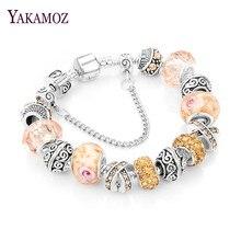 Ribbon Charm Bracelet for Women Luxury