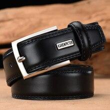 High Quality Genuine Leather Men's Belt