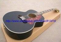 G j200 violão instrumento musical, peças de ouro, red tortoise pickguard, fundidor-tuner, frete grátis!