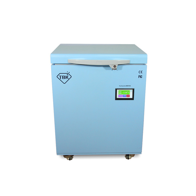 New Professional LCD Panel Frozen Separator Machine Qu Bing Direct Screen All Done 150C Frozen Separator For Iphone