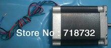4-Lead 1.8 Degre 76 мм чпу NEMA 23 шагового двигателя