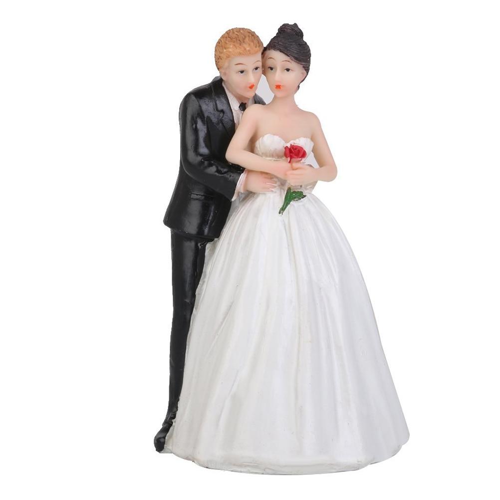 Романтическая статуэтка для жениха - Товары для праздников и вечеринок