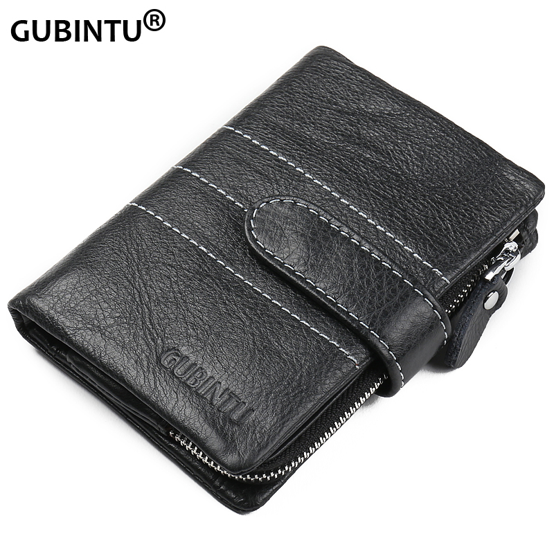 Mens Wallet 2016 Fashion Genuine Leather Wallet Hasp & Zipper Man Purse With Coin Pocket Male Card Holder Men Short Wallets levelive mens genuine leather hasp zipper wallets men real cowhide wallet coin pocket card holder male purse carteira masculina