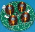 На магнитной подвеске DIY push down модуль магнитная левитация maglev