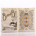 1PCS DECK Bumble Bee Deck Of Playing Cards By Ellusionist Magic Tricks Bicycle Poker Size Magic Props 81270