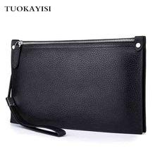 Tuokayisi бренд Пояса из натуральной кожи кошелек для Для женщин высокое качество портмоне Женский натуральной кожи бумажник мужчины Бизнес Кредитная карта