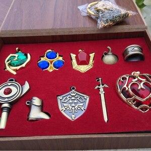 10pcs/Set Collection Zelda Bad
