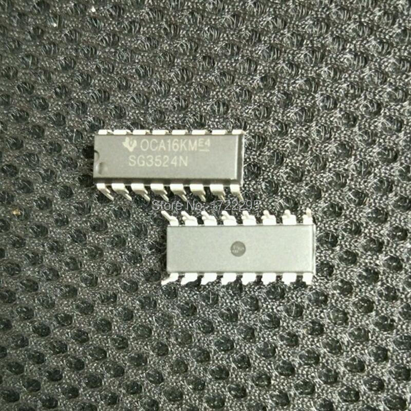 The Circuit Uses A 3524 A Regulating Pulse Width Modulator