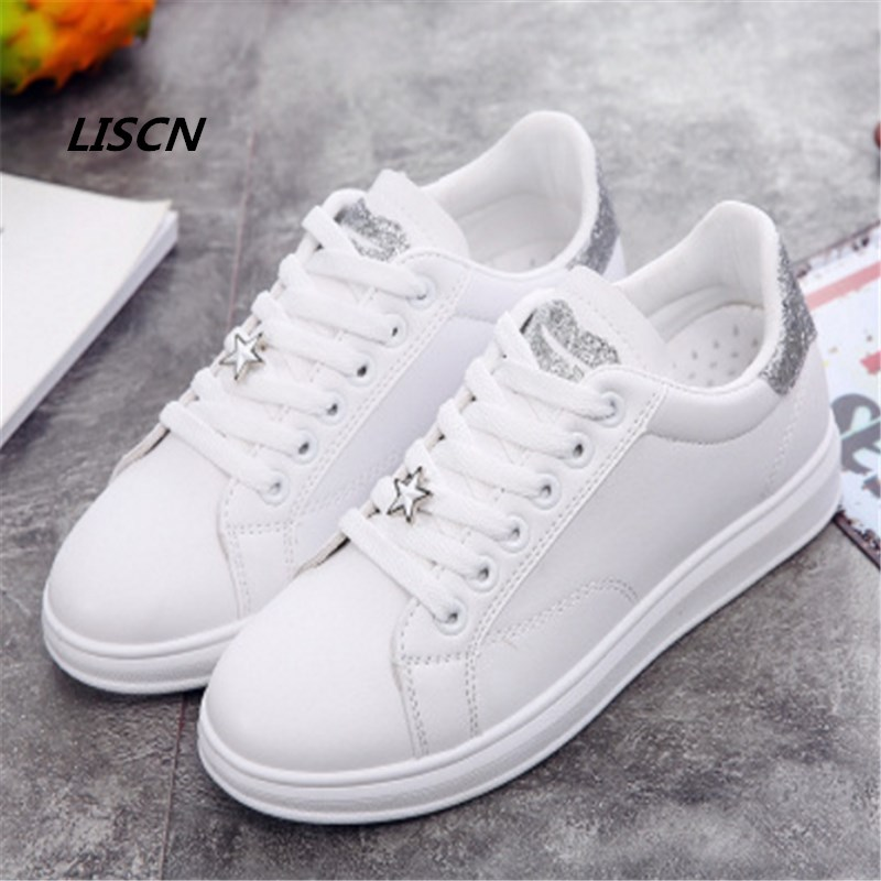 Hot Sale Woman Sneakers Fashion Casual Shoes Women Shoes Ladies Womens Designer Luxury Platform Breathable White Shoes