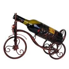 1 stücke Weinflaschenhalter oder Wand Wein Racks Dispenser Wein Bar Optische fahrräder