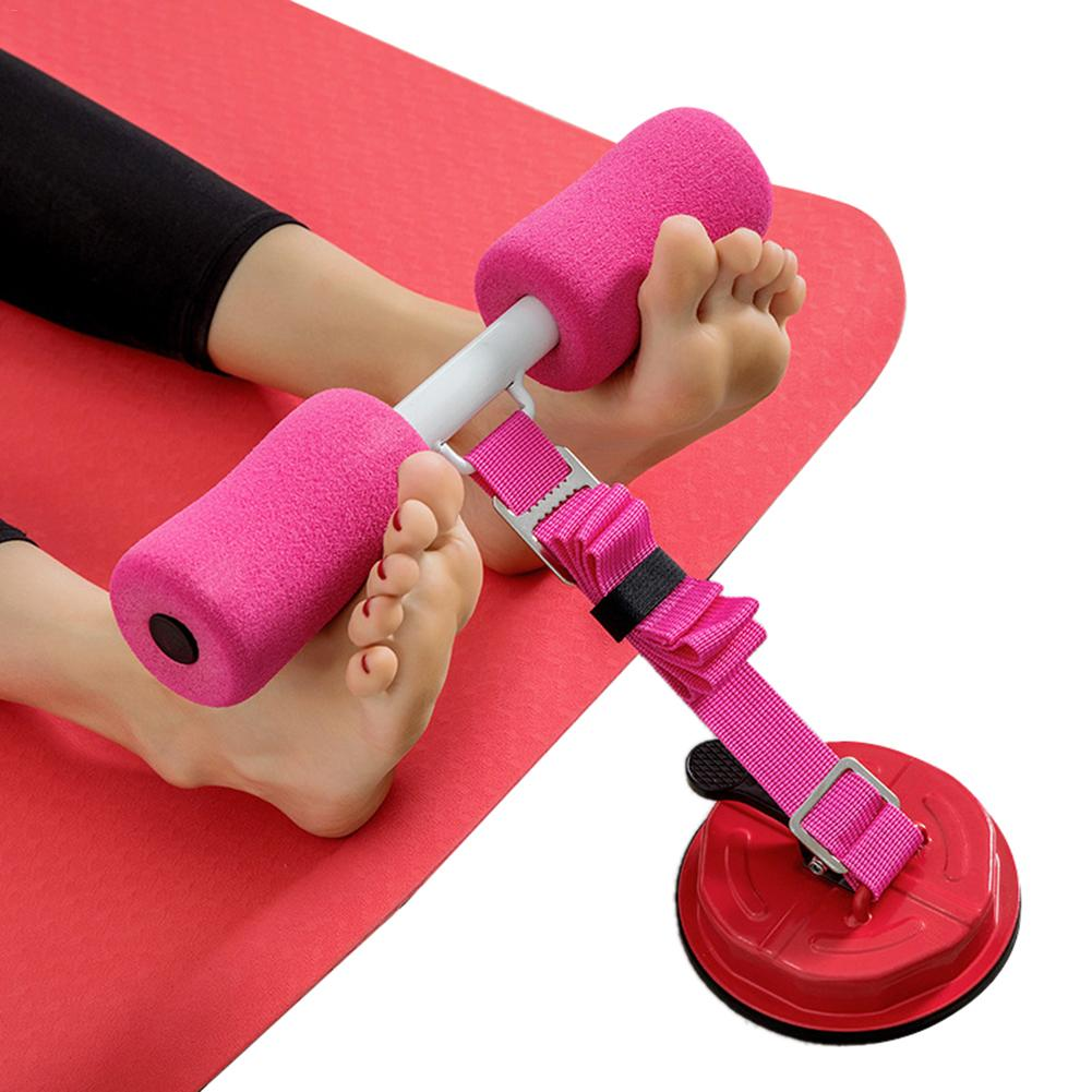 New Durable Sit Up Aids Multifunctional Adjustable Home Fitness Equipment Abdominal Muscle Exerciser For Men And Women Portable