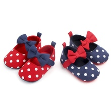 Hot Girls Bow Princess Shoes 2018 Spring Autumn New Baby Sho