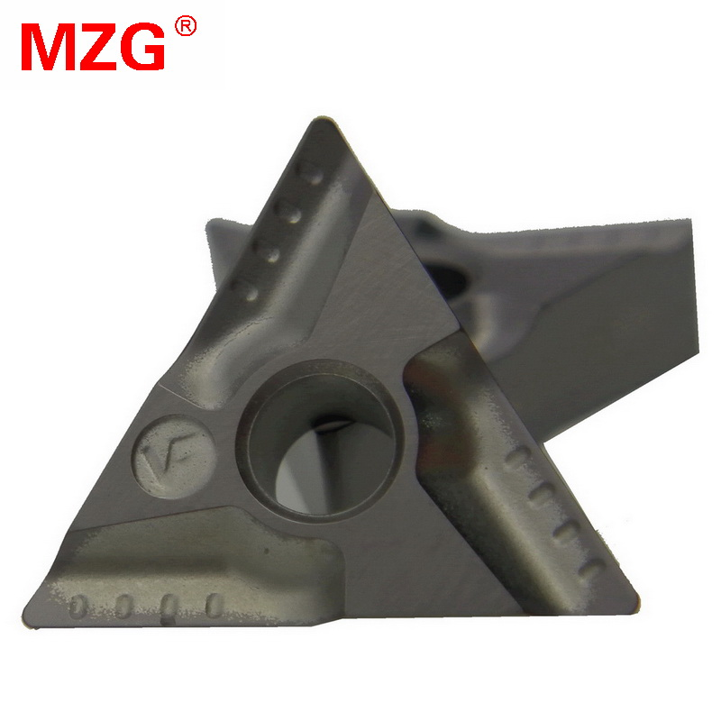 Image 4 - MZG Discount Price TNMG160404R VF ZN60 Turning Cutting CNC Toolholders CVD Coated Carbide Inserts for Steelcarbide insertscoated carbide insertscarbide cutting insert -